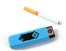 New Hot Rechargeable Electronical No Gas Cigarette Lighter USB