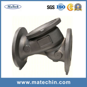 Foundry Custom Wcb Cast Steel Globe Gate Valve Body Parts pictures & photos