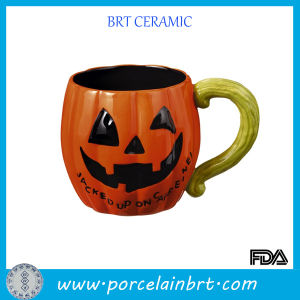Ceramic Halloween Gift Coffee Mug pictures & photos