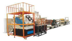 Multiple-Layer Common Extruding Production Line (MEL)