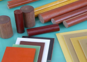 Phenolic Sheet, Bakelite Sheet, Cotton Sheet, Insulation Sheet for High Voltage Application pictures & photos