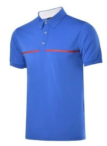 Golf T-Shirt Dry Fast Short Sleeve Anti UVA Summer Sports apparel pictures & photos