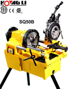 "Economical Electric 2"" Pipe Threading Machine (SQ50B) pictures & photos"