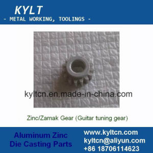 Precision Zinc/Zamak Alloy Die Casting Part for Guitar (tuning gear)
