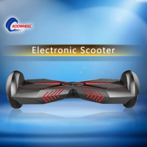 Samsung Battery Smart Mini 2 Wheel Electric Standing Scooter Hoverboard Electric Motorcycle Skateboard with Bluetooth Music LED pictures & photos