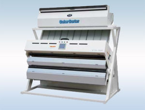 Digitized Photoelectric Color Sorter for Grain Processing pictures & photos