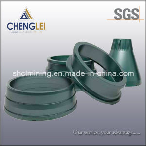 After Market Cone Crusher Parts for Sandvik CS420 CS430 CS440 CS660 Crusher pictures & photos