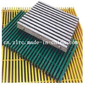 Fiberglass Pultruded Grating / FRP GRP Pultrusion Grating pictures & photos