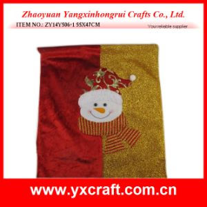 Christmas Decoration (ZY14Y506-1) Christmas Chair Cover pictures & photos