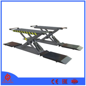 Small Platform Single Scissor Lift (GC-3.5SX)