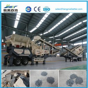 Impact Construction Waste Mobile Crusher Station