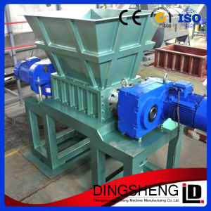 Small Double Roller Crusher for Tire, Wood, Metal pictures & photos