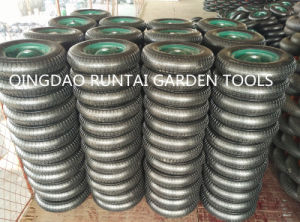 Hot Sell Qingdao Made High Quality Durable Air Wheel (4.80/4.00-8) pictures & photos