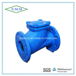 Cast Iron Flange End Ball Check Valve pictures & photos