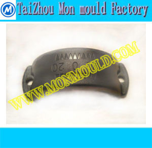 Plastic Custom Parts Saddle Mould for Pipe Clamping
