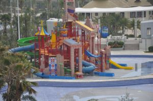 Medium Water House, Fiberglass Water Park Attraction pictures & photos