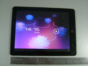 "9.7"" Capacitive Tablet PC with Builit-in 3G and WiFi (XRD-971)"