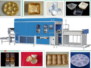 Vacuum Forming Machine for Plastic Container (BC-700/1200A-1)