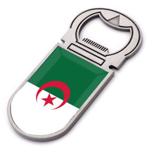 Custom Metal Algeria Fridge Magnets pictures & photos