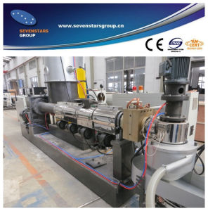 PP PE Double Stage Granulation Line with 10 Years Experience Manufacturer pictures & photos