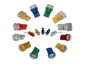 Chinese Supplier for LED 44/47 Ba9s Pinball Machinese Lights, LED #555 Arcade Pushbutton Indicator, LED #906 and #89 Flasher Bulbs