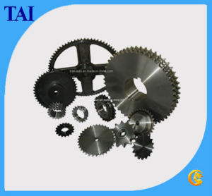 Chain Spare Parts Chain Sprocket (06B-32B) pictures & photos