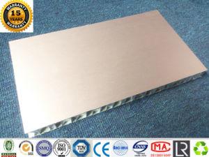 Prepainted Aluminum Honeycomb Panels Honeycomb Aluminium Panels for Exterior Wall
