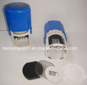 Self Inking Dater Stamp, Round Shape, D4652 pictures & photos