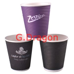 to Go Paper Cups for Hot or Cold Drinking (RPC-001)