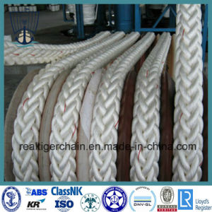 CCS ABS BV Approved 12-Strand Mooring Rope pictures & photos