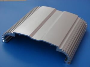 Customized Industrial Aluminum Part Aluminium Profile
