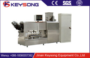 Double Screw Extruder Machine for Dog Cat Fish Pet Food pictures & photos