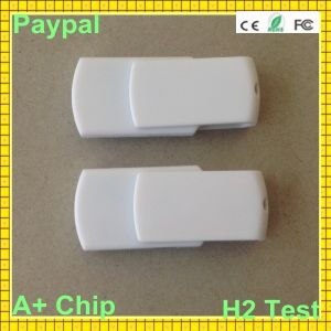 Lowest Price White USB Flash (GC--U001)