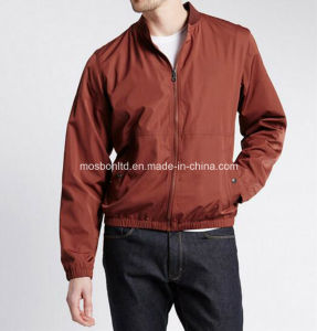 Men Casual Windproof Bomber Jacket Wholesale pictures & photos