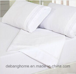 Hotel Bedding Sets 100% Cotton Bed Sheet Sets pictures & photos