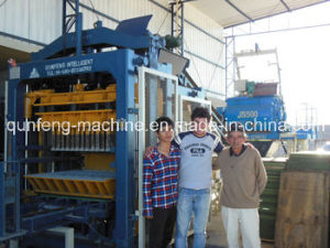 Qft15-20 Hollow Block Machine Price Hot Sale in China pictures & photos