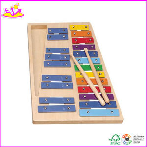 2014 New Wooden Xylophone, Popular Wooden Xylophone and Hot Sale Wooden Xylophone for Kids in Stock W07c025 pictures & photos