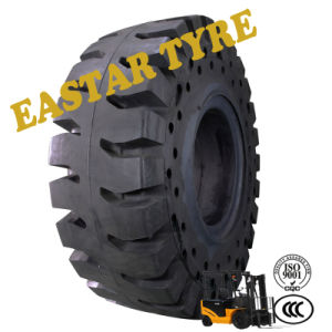 23.5-25 Solid OTR Tire of China ISO Manufacturer Wholesale pictures & photos