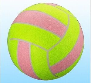 "Laminated Inflatable 8""10""Jumbo Volleyball"