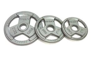 Metal Casting Barbell Standard Grip Plate pictures & photos
