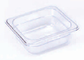 Plastic 1/6 Size Gastronorm Food Pan pictures & photos