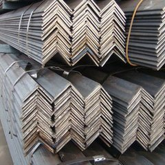 Ms Equal/Unequal Black & Galvanized Steel Angle Bar pictures & photos