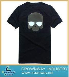 Custom Men′s Fashion Combed Cotton Printing Tee Shirt pictures & photos