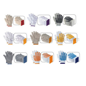 7 Gauge Working Cotton Glove (JF-CT002)