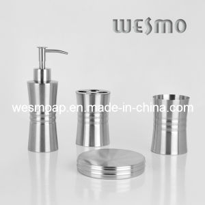 Satin Finish Stainless Steel Bathroom Accessories (WBS0614A) pictures & photos