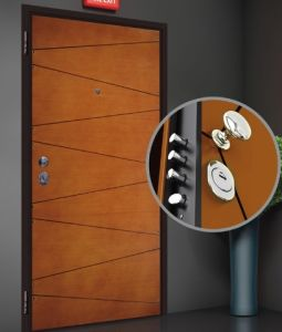 Italy Style Compact Armored Door & China Italy Style Compact Armored Door - China Door Armoured Door