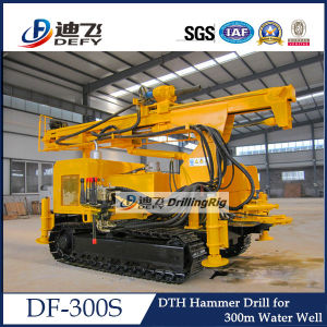Earth Drilling Machine for 300m Water Wells pictures & photos