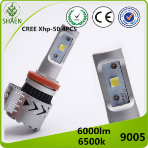 2016 LED Car Light Hot Sale 60W 6000lm pictures & photos