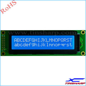 Stn 20X2 Character LCD Module (TC2002A-21)