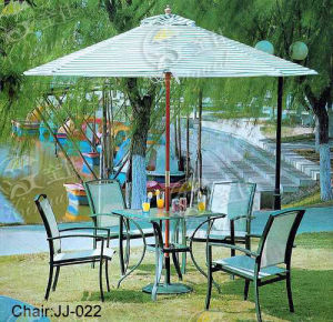 Textilene Mesh Fabric, Outdoor Furniture (JJ-022TC)